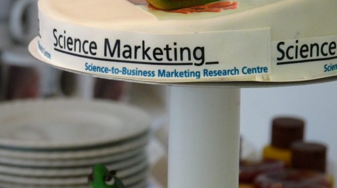 Happy Birthday Science-to-Business Marketing Research Centre