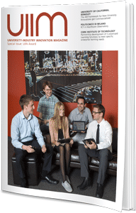 The University-Industry Innovation Magazine