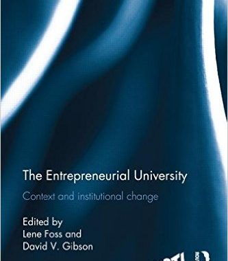 Interview With Authors: The Entrepreneurial University