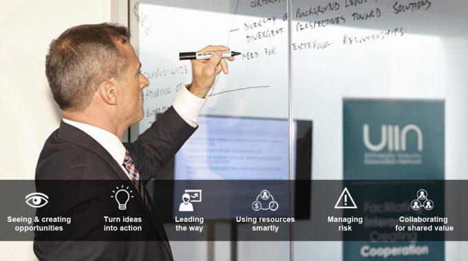 UIIN Workshops: Driving Innovation And Entrepreneurship Within Higher Education
