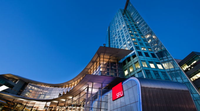 3 Key Success Factors Of Canada's 'engaged University', The Simon Fraser University
