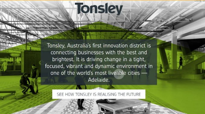 Tonsley Innovation Precinct In Adelaide