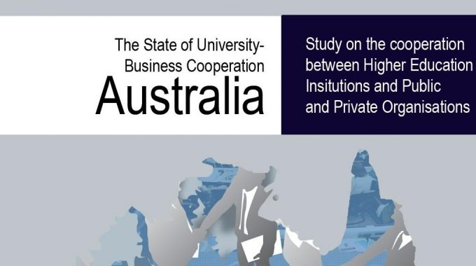 The State Of Australian University-Business Cooperation Report (Business Perspective) Is Out!