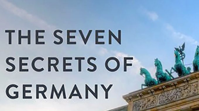 David Audretsch Shares Insights About His Book, The Seven Secrets Of Germany