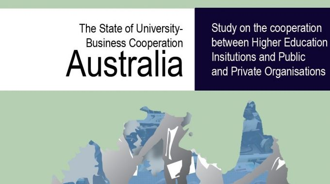 The State Of Australian University-Business Cooperation (HEI Perspective) Report Is Out!
