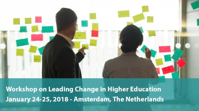 UIIN Workshop On Leading Organisational Change In Higher Education