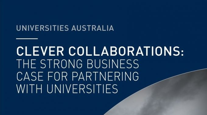 A Compelling Case As To Why Businesses Should Partner With Universities: Evidence From Australia