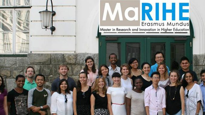 Master In Research And Innovation In Higher Education (MaRIHE): Opening A New Chapter