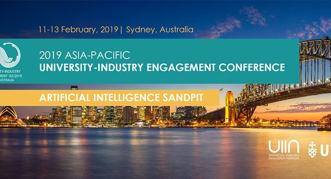 Artificial Intelligence Sandpit At The 2019 University-Industry Engagement Conference