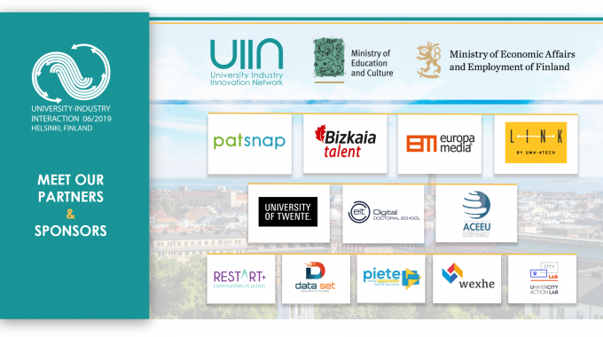 Meet The Distinguished Partners And Sponsors Of The 2019 University-Industry Interaction Conference