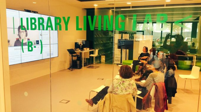 Living Labs As Instruments For Open Innovation And Application Of RRI Policies: The Case Of The Library Living Lab