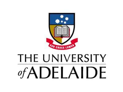 The University of Adelaide logo