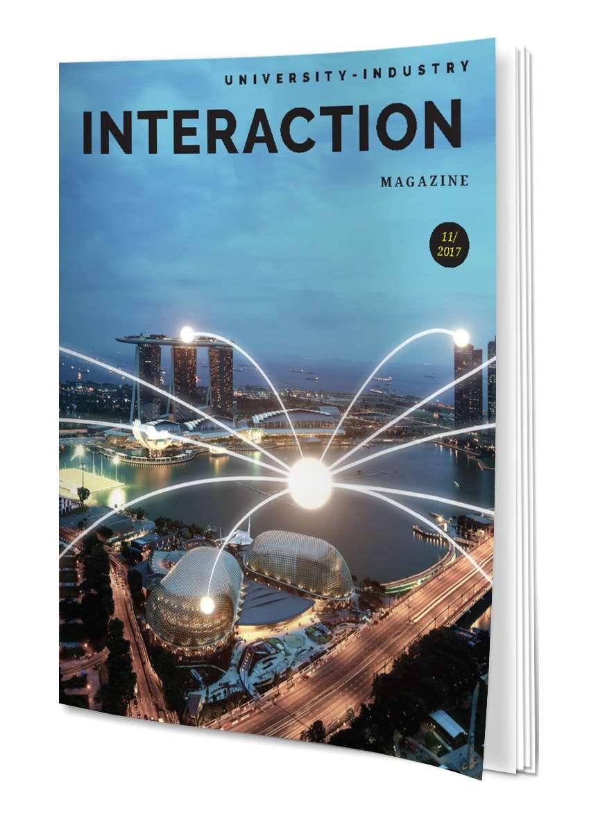 Magazine | University-Industry Interaction Case Studies – Nov. 2017