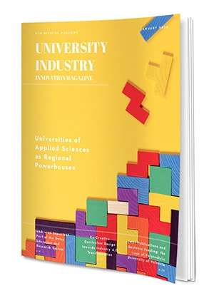 Magazine | Universities Of Applied Sciences As Regional Powerhouses – January 2020