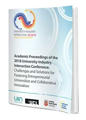 Academic Proceedings Of The 2018 University-Industry Interaction Conference