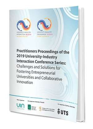 Practitioners Proceedings Of The 2019 University-Industry Interaction Conference Series