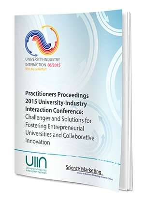 Practitioners Proceedings Of The 2015 University-Industry Interaction Conference