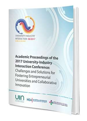 Academic Proceedings Of The 2017 University-Industry Interaction Conference