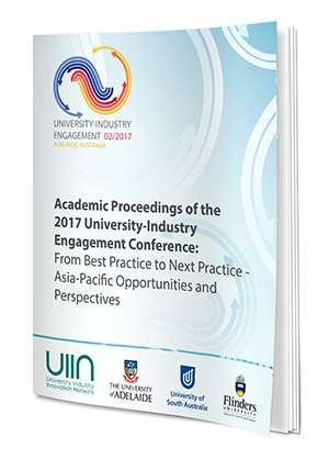 Academic Proceedings Of The 2017 University-Industry Engagement Conference