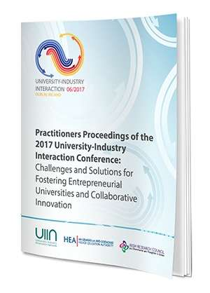 Practitioners Proceedings Of The 2017 University-Industry Interaction Conference