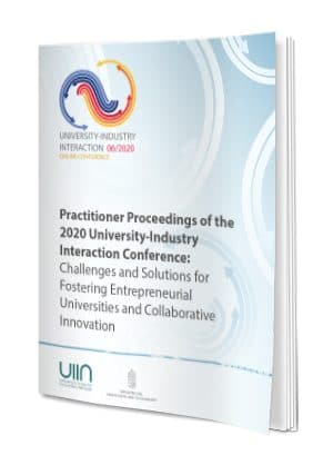 Practitioner Proceedings Of The 2020 University-Industry Interaction Conference Series