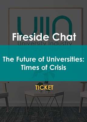 Fireside Chat | The Future Of Universities: Times Of Crisis