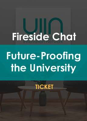 Fireside Chat | Future-Proofing The University