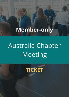 Australia Chapter Meeting