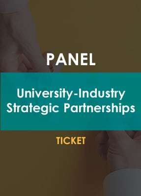 Panel | University-Industry Strategic Partnerships