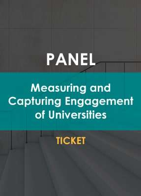 Panel | Pathway To Impact – Measuring And Capturing Engagement Of Universities